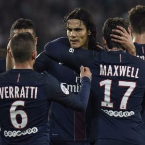 باريس سان جيرمان على عرش صدارة الدوري الفرنسي لكرة القدم