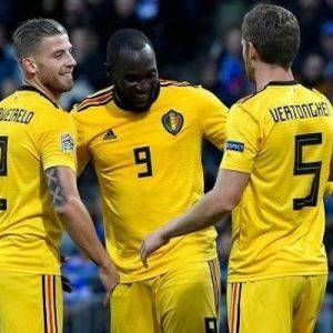 بلجيكا تفتتح مشوارها في دوري الأمم الأوروبية بثلاثية نظيفة أمام إيسلندا