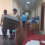 مفوضية اللاجئين تُقدم دعمها لـ 500 عائلة نازحة من طرابلس إلى ترهونة