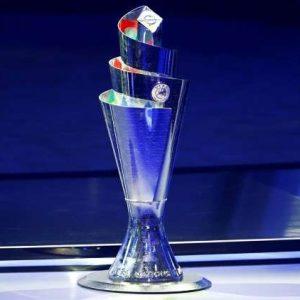 كرة البداية في النسخة الأولى من دوري الأمم الأوروبية بأقدام فرنسية ألمانية