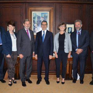 الاتحاد الأوروبي يدعم الاقتصاد المغربي بـ 200 مليون يورو