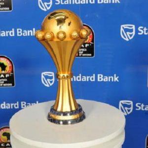 المنتخب الليبي متصدراً لمجموعته في بطولة كأس أمم أفريقيا 2019