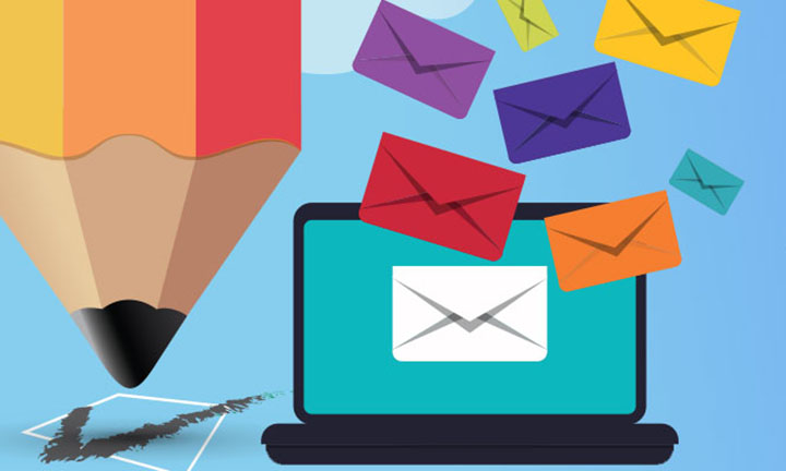 الخيارات الثنائية البريد الإلكتروني