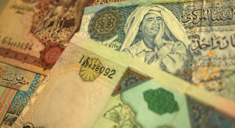 أموال ليبيا