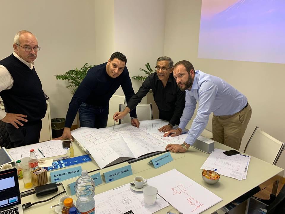 التعاون الطبي الليبي الإيطالي