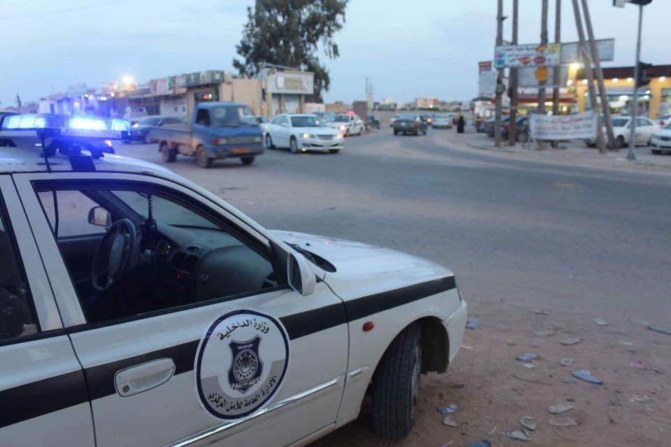 شرطة مرور طرابلس