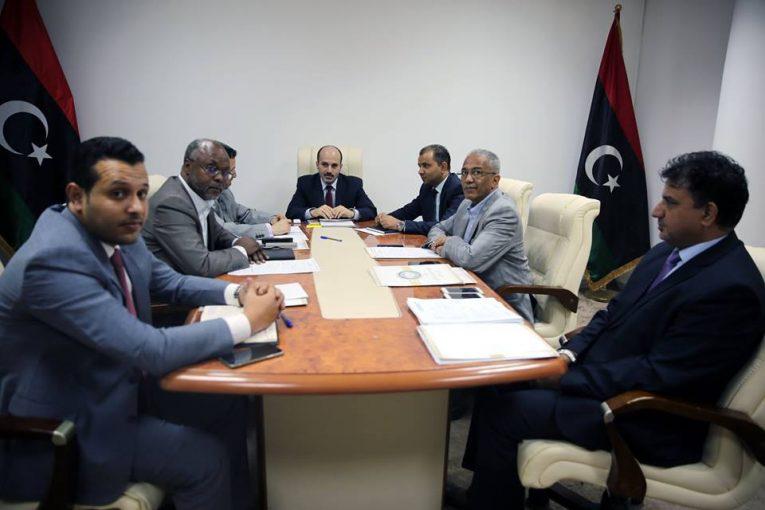 نتيجة بحث الصور عن اتفاقية بين صندوق الإنماء الاقتصادي والاجتماعي والشركة الليبية الأفريقية للطيران القابضة