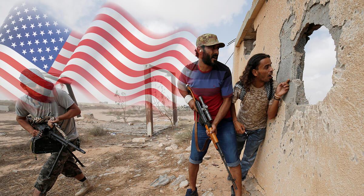 ليبيا - الولايات المتحدة
