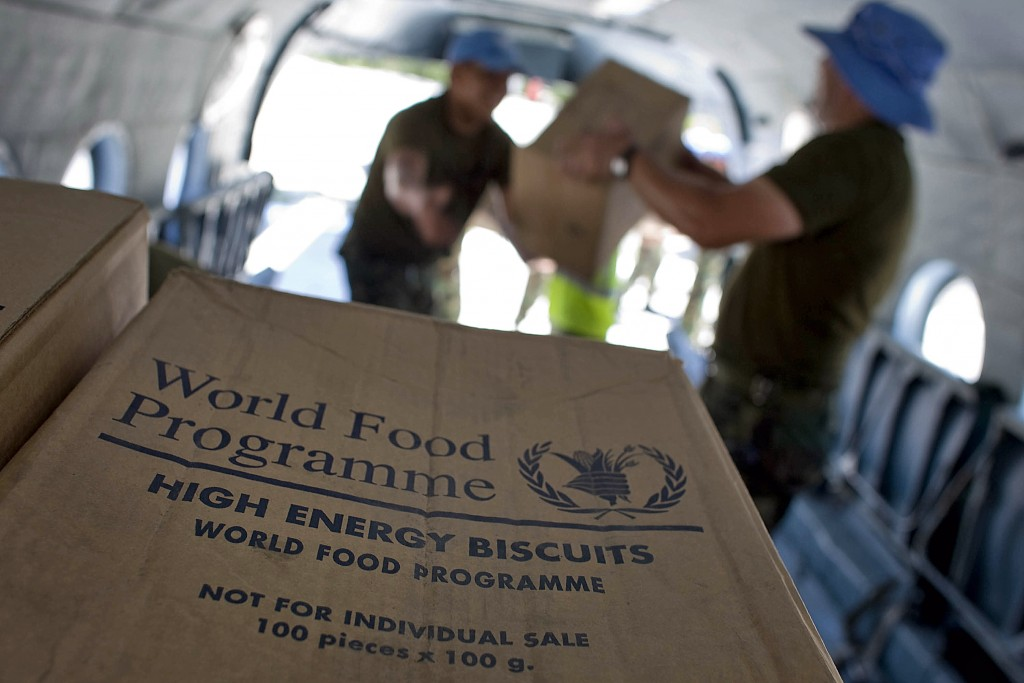 الغذاء العالمية