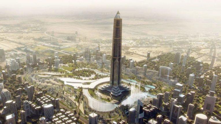 برج مصر