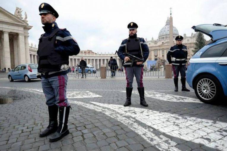 شرطة-ايطالية