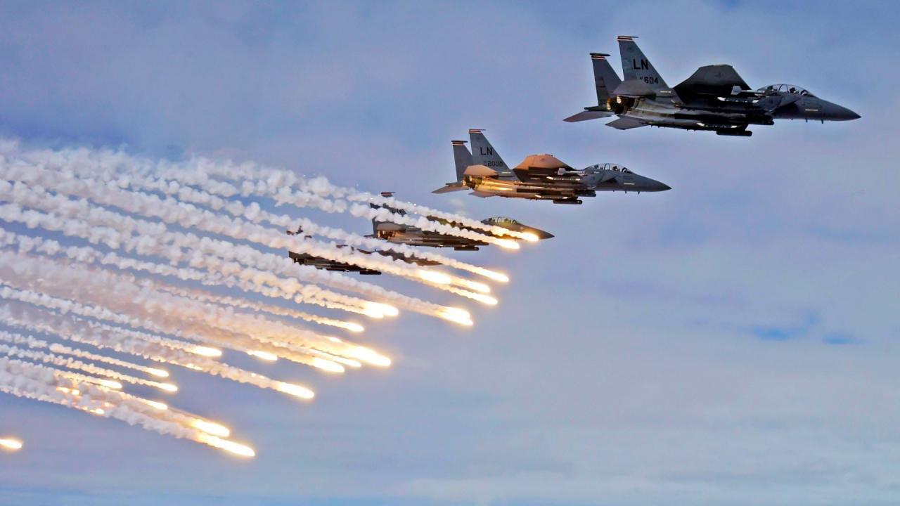 التحالف الدولي ينفي استهداف مدنيين شرقي سوريا.. والمرصد يؤكد
