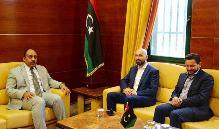 مالطا وليبيا