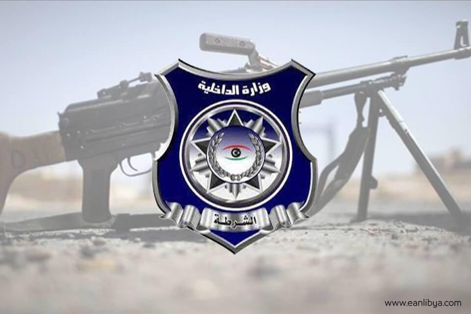 وزارة الداخلية: السلاح.. ظاهرة سلبية وهدامة