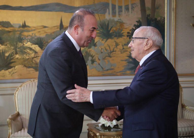 الباجي-ووزير-الخارجية-التركي