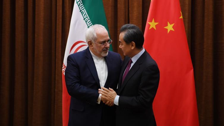 الصين وإيران