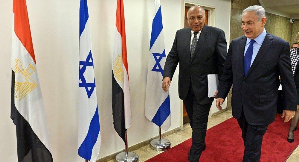 مصر إسرائيل
