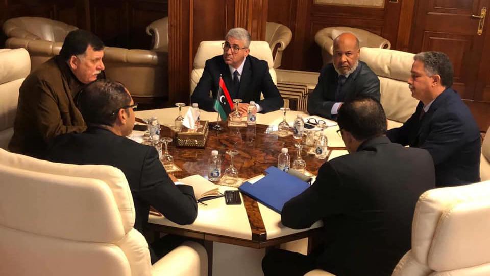 السراج يتابع خطوات تنفيذ الترتيبات الأمنية في طرابلس الكبرى