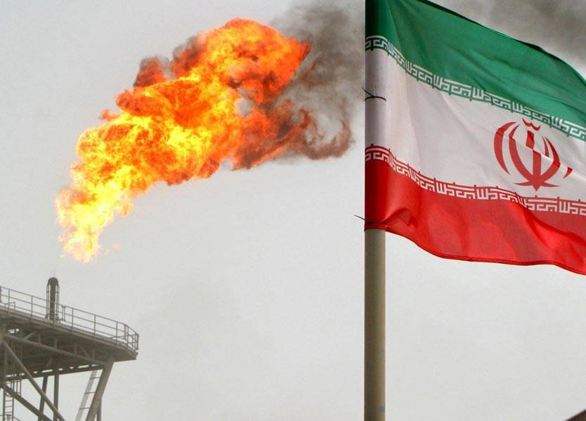 النفط-الإيراني