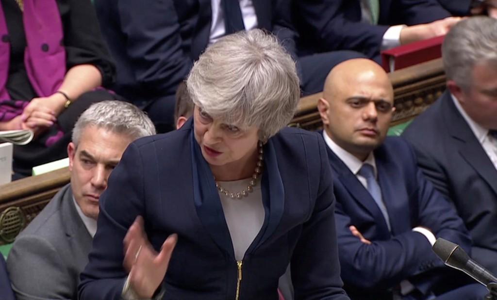 ماي: الاتحاد الأوروبي «لن» يُمدد مهلة خُروج بِريطانيا دون اتفاق