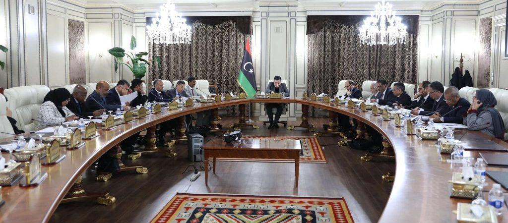 مجلس وزراء الوفاق يعقد اجتماعه الاستثنائي الأول لعام 2019