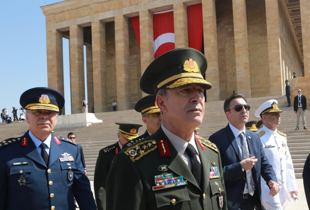 «الدفاع التركية» مساحة المنطقة الآمنة بشمال سوريا تبلغ 440ك/م