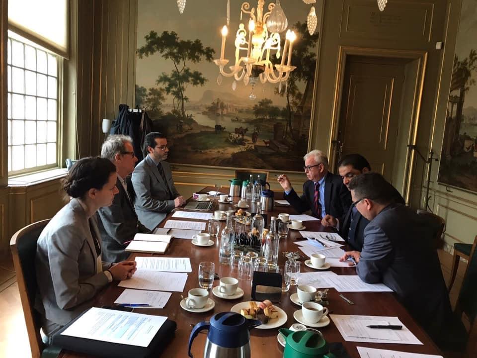 وزير العدل يزور هولندا للمشاركة في أعمال مؤتمر «الوصول للعدالة»