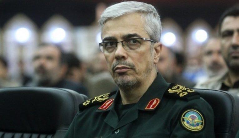 رئيس الأركان الإيراني اللواء محمد باقري