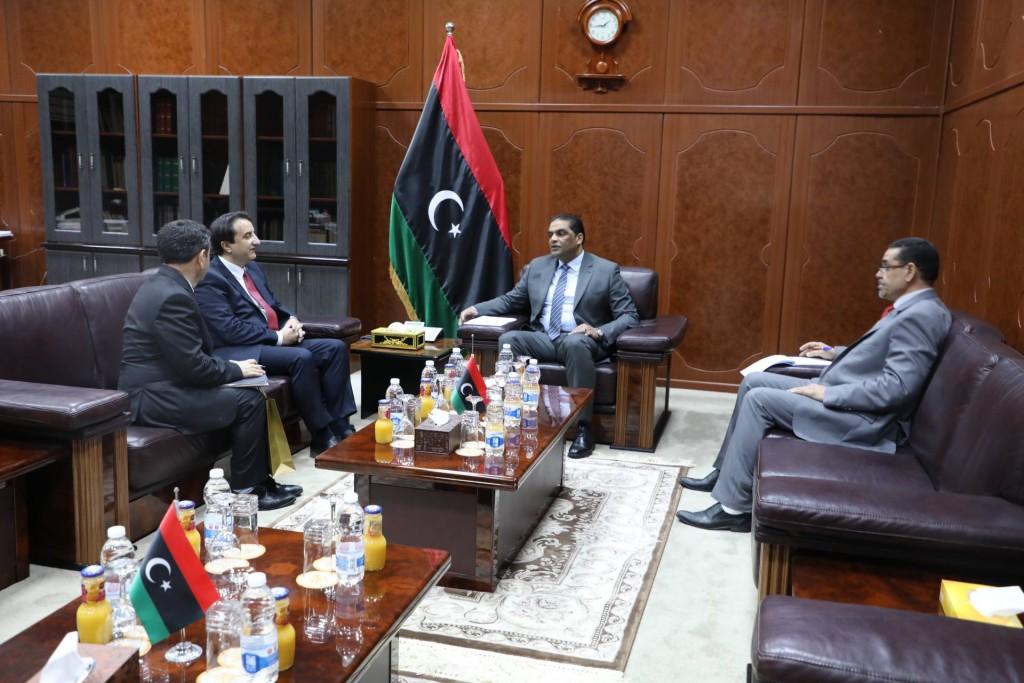 وزير العدل يُطالب بالاستفادة من الأرشيف العثماني المتعلق بالعقارات في ليبيا