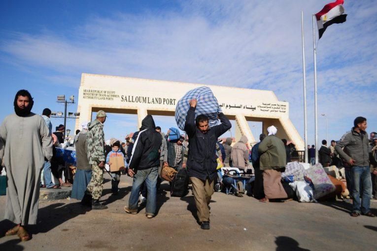 Egypt-Libya