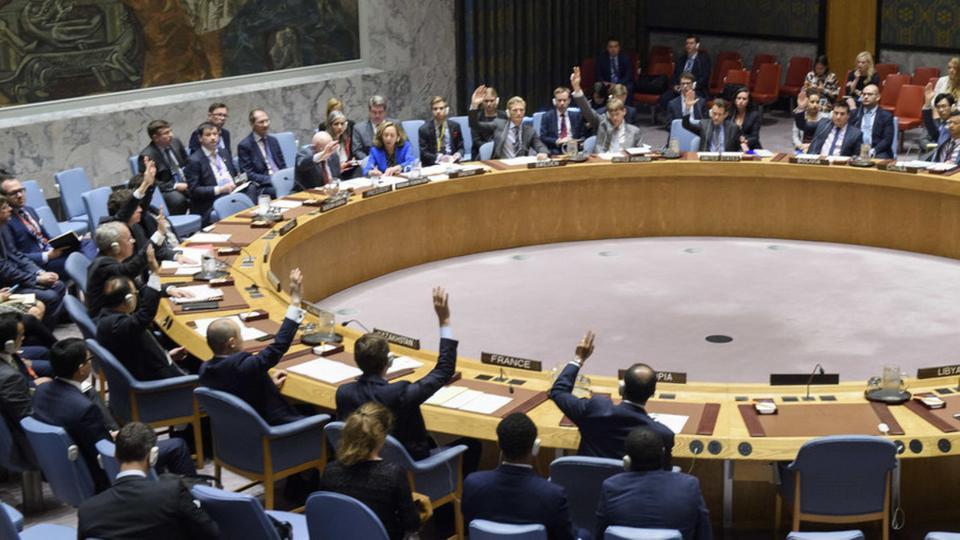 مجلس الأمن يُصوت بالإجماع على تمديد حظر الأسلحة في ليبيا