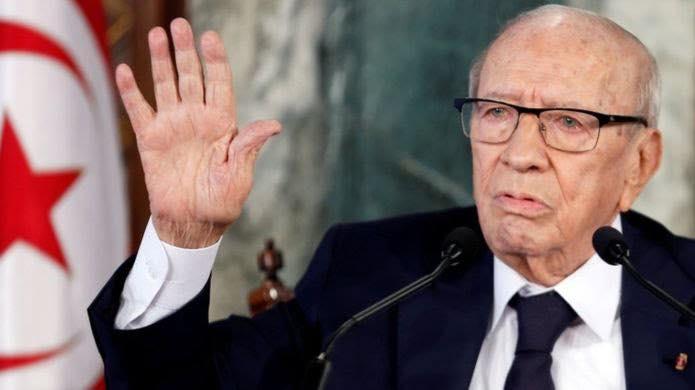 الرئاسة التونسية: الحالة الصحية للرئيس في تحسن ملحوظ