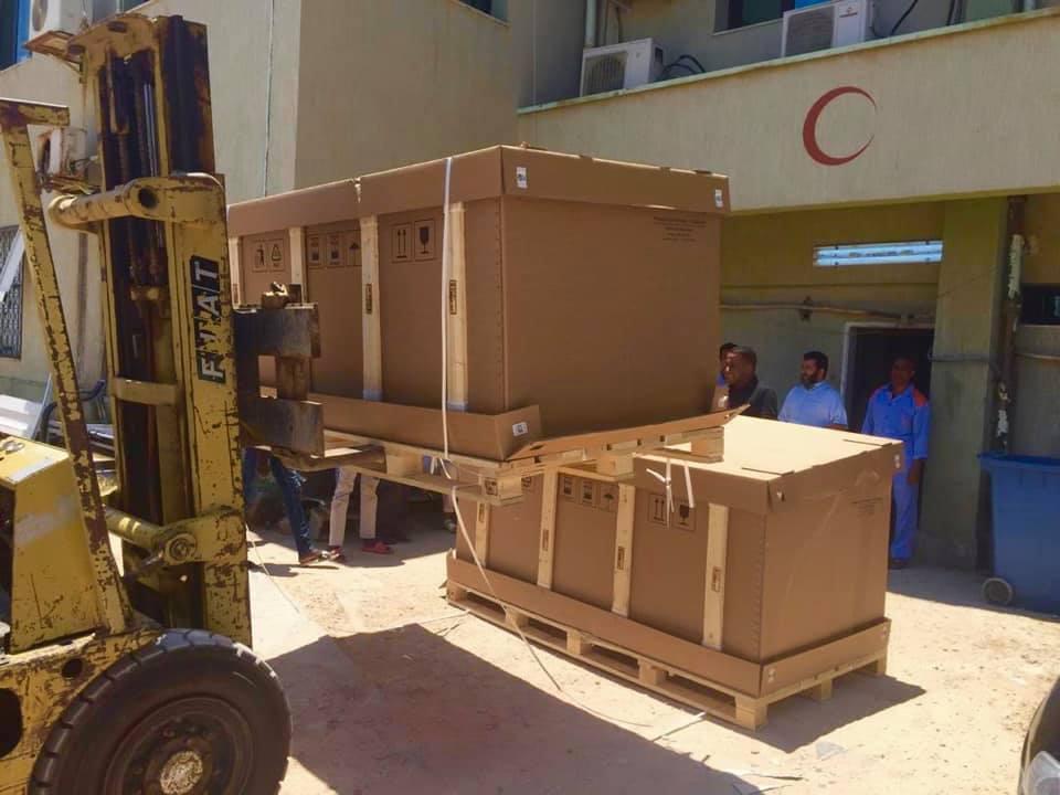 وزارة الصحة تدعم مستشفى الأطفال في طرابلس بتجهيزات مُتطورة