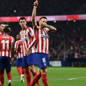 أتلتيكو مدريد يُجاور برشلونة في صدارة الدوري الإسباني