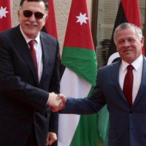 مصدر حكومي: ضغوط على حكومة الوفاق لقطع العلاقات مع الأردن