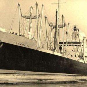سفينة «كوتوباكسي» تعود بعد أختفاء 100 عام في مثلث برمودا