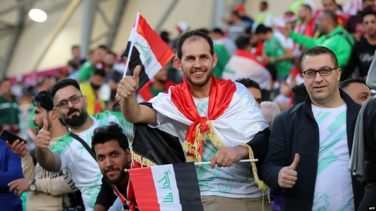 مباريات الدوري العراقي دون جمهور