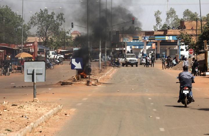 بوركينا فاسو.. «4» قتلى في كمين لدورية شرطة
