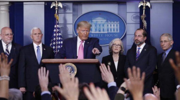 ترامب يُكلّف بنس مسؤولا عن مكافحة «كورونا»