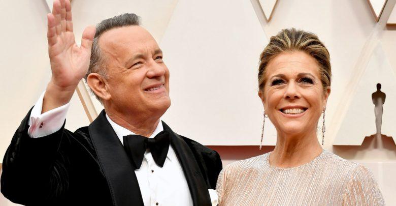 توم هانكس وزوجته إلى قائمة مشاهير أصابها فيروس «كورونا»