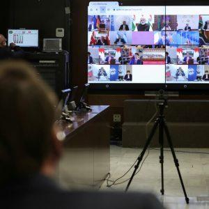 قادة مجموعة العشرين يتفقون على تشكيل جبهة دولية لمواجهة جائحة كورونا