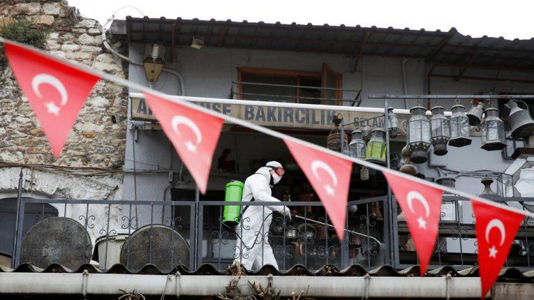 تركيا.. ارتفاع وفيات كورونا إلى 168 حالة