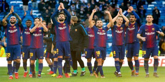 أزمة كورونا: رياضيين نادي برشلونة  تخفيض نسبة الرواتب 70%
