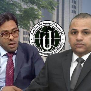 «السراج» يسعى لإقالة رئيس المؤسسة الليبية للاستثمار علي محمود تمهيداً لتنصيب «فيصل قرقاب» مكانه