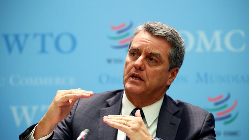 «التجارة العالمية» تُحذّر من أن التبعات الاقتصادية لكورونا ستكون أكبر من تداعيات أزمة 2008