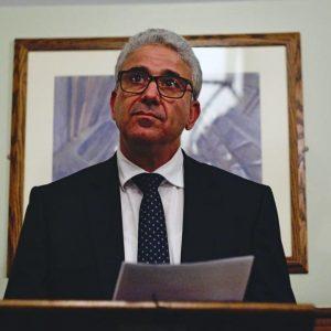 «باشاغا» يُؤكد أمام البرلمان البريطاني على حق حكومة «الوفاق» في الدفاع عن العاصمة والدولة المدنية