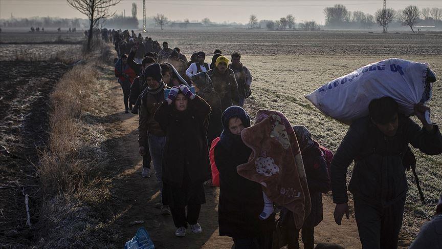 تركيا.. 100 ألف مهاجر يُغادرون البلاد باتجاه أوروبا