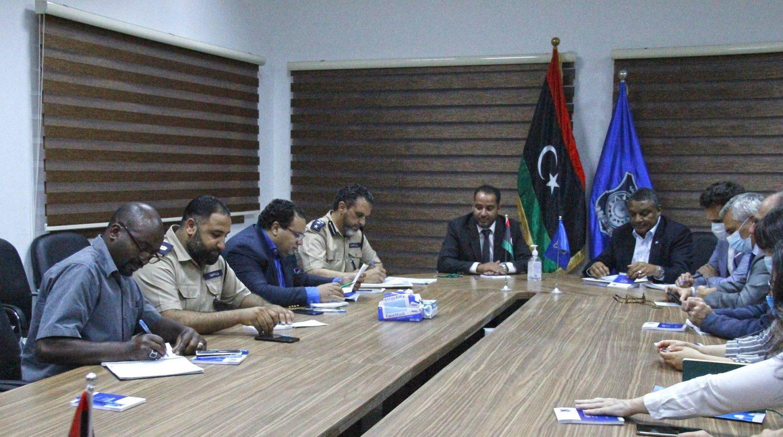 داخلية «الوفاق» تستعرض مع البعثة الأممية أوضاع المهاجرين بمراكز الإيواء