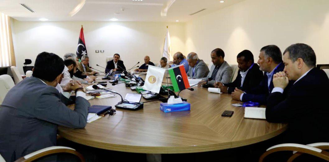 مجلس النواب يُناقش صياغة مشروع وطني