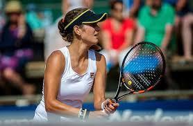 الألمانية جورجيس تعتّقد تأجيل بطولات التنس هذا العام